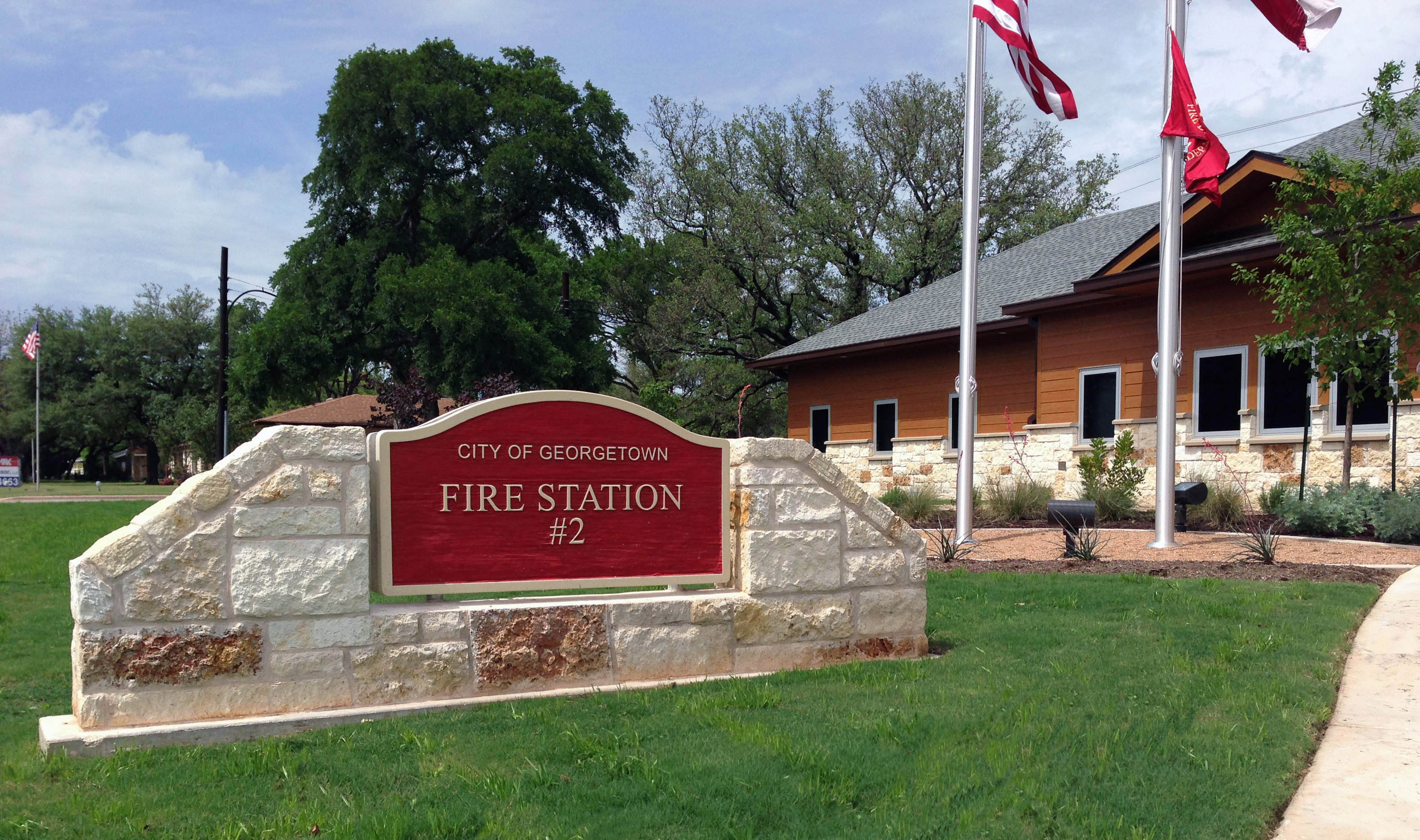 Georgetown Fire Station No. 2